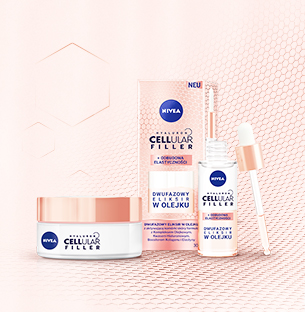 Nowa linia anti-aging NIVEA HYALLURON CELLULAR FILLER