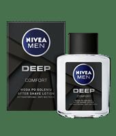 Deep woda po goleniu