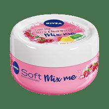 NIVEA SOFT MIX ME I AM THE BERRY CHARMING ONE